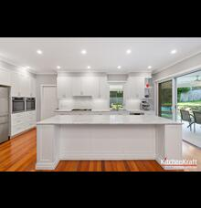new white modern kitchen design