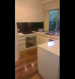 New modern kitchen Sydney