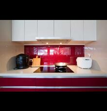 red white kitchen design gallery kitchen kraft