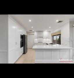 Kitchen Renovation at Cherrybrook, Sydney.