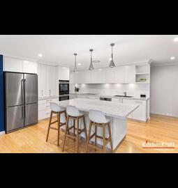 Kitchen renovation at West Pennant Hills, Sydney
