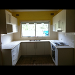 Kitchen renovation transformation Sydney