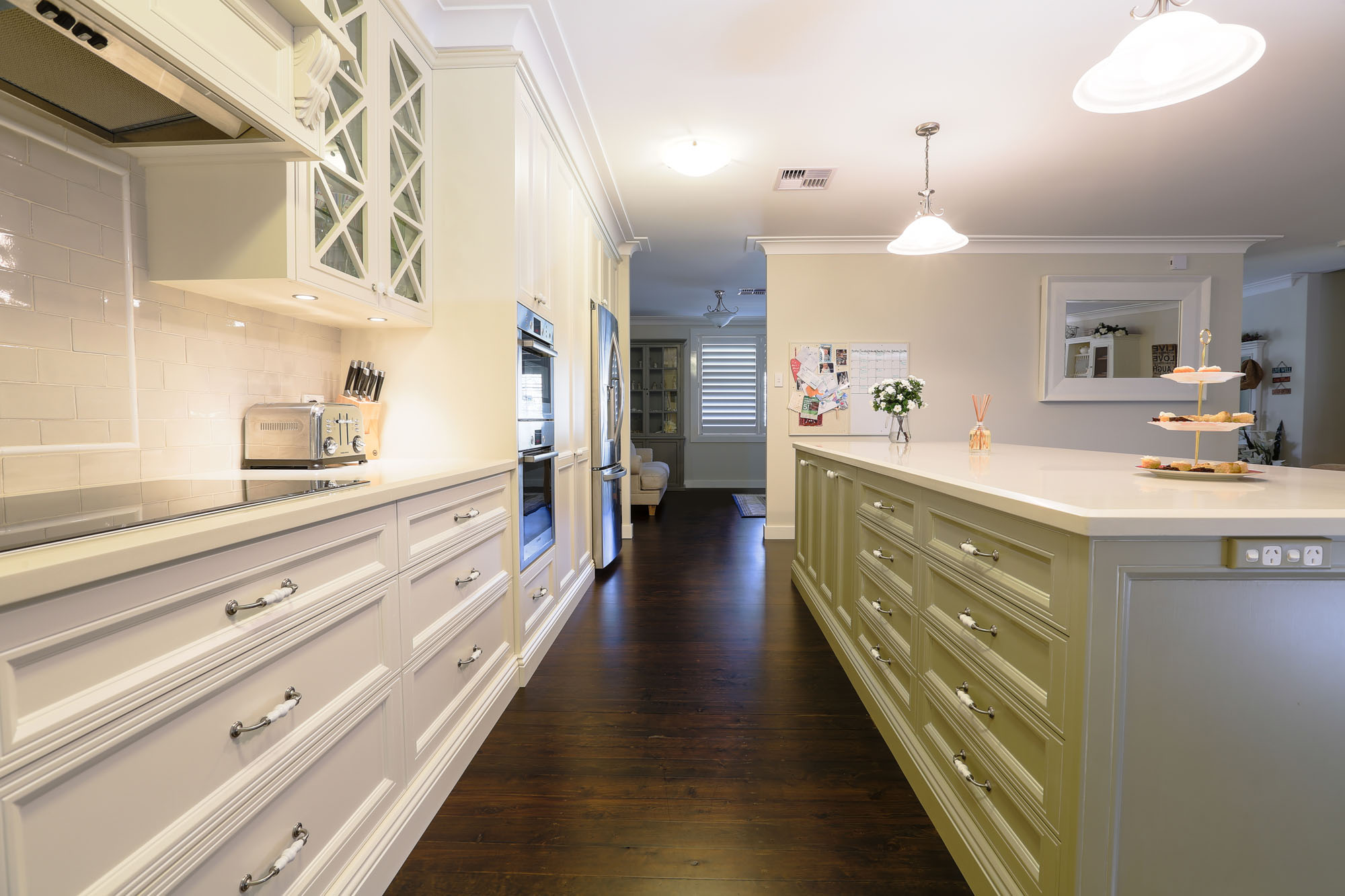 kitchen benchtop building gallery